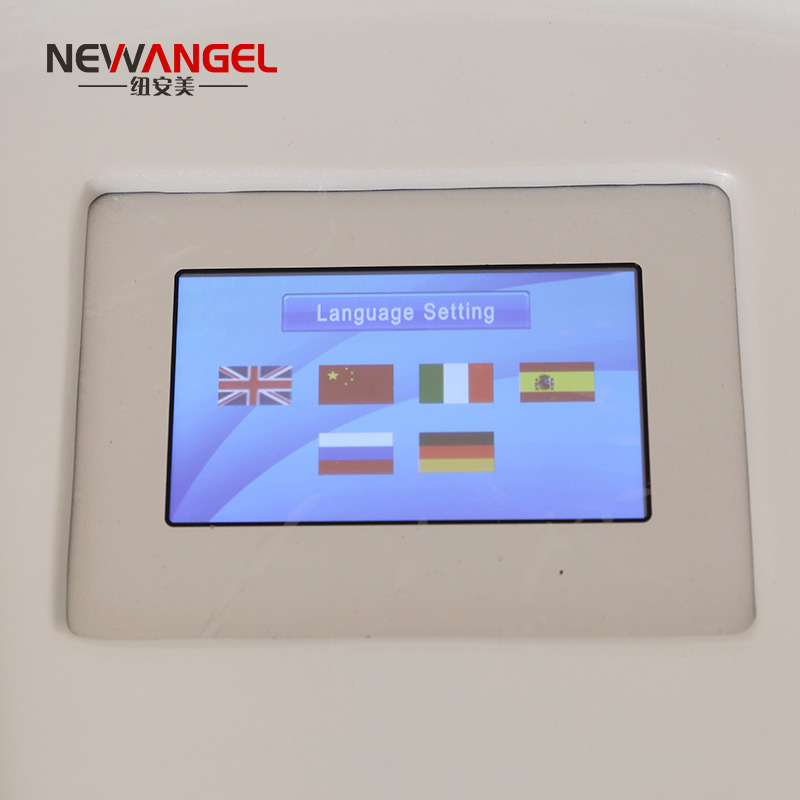 Quick tattoo removal nd yag laser machine no pain