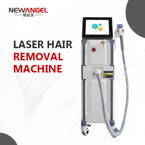 Laser hair removing machine tec cooling comfortable use