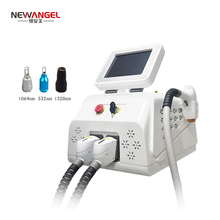 Tattoo removal machine diode laser hair removal pigmentation removal