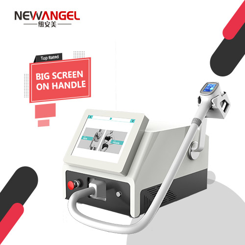 Laser hair machine for sale big spot size fast treatment