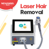 Salon laser hair removal system beauty machine intelligent