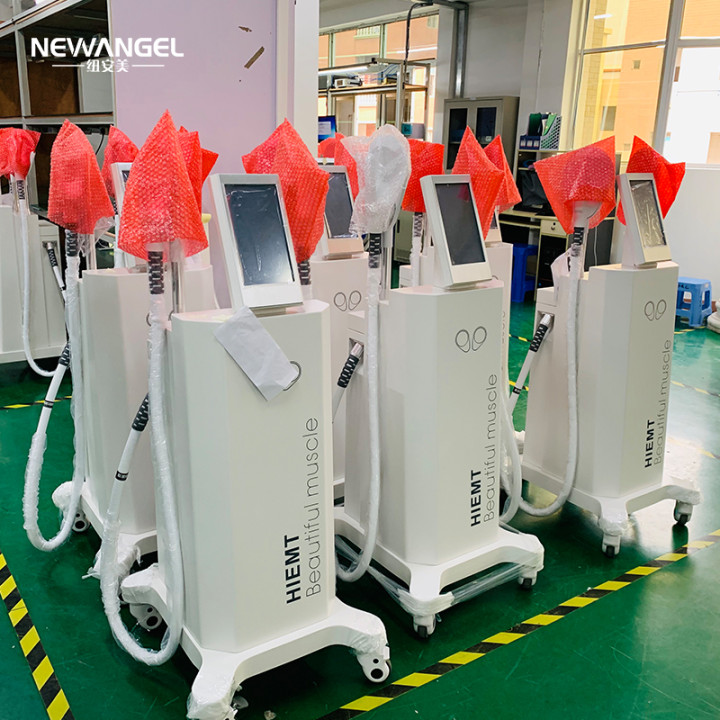 High intensity hiemt electromagnetic ems machine commercial factory price