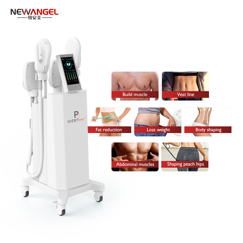 Hiemt machine beauty build muscle burn fat slimming electromagnetic