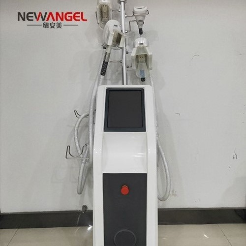 Jowl fat removal cryolipolysis machine body slimming cellulite contouning