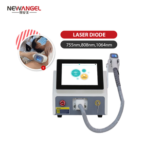 Permanent hair removal for white hair diode laser machine beauty salon