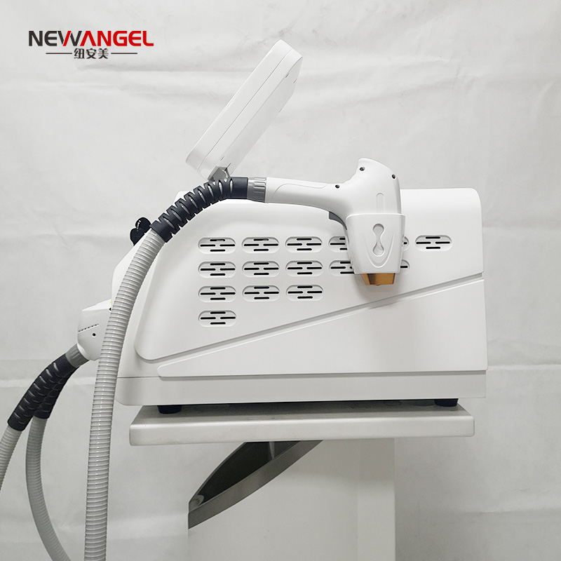 808nm Diode Laser Hair Removal Nd Yag Laser Tatoo Removal 2 in 1 Machine Cost Hot Multifunctional Beauty Salon Use