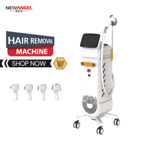 808nm Laser Hair Removal Machine IPL 3 Wavelength Fast Permanent Hair Remove Ce Approved Aesthetics Hair Removal