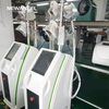 Double chin fat removal fat freezing machine 5 handles