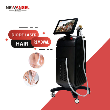 808nm Diode Laser Hair Removal Machine Professional Micro Channel Skin Rejuvenation 1064 755 808nm Permanent Hair Remove