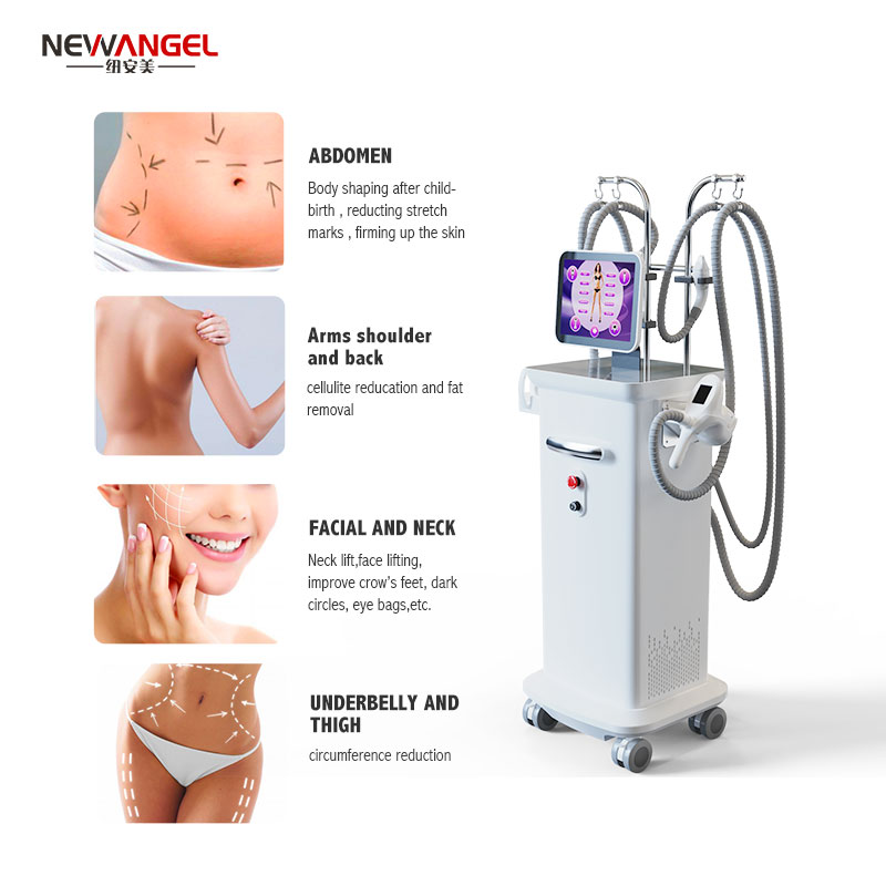 rf vacuum slimming beauty equipment Multi-Functional Skin-metabolism improving Pregnancy line