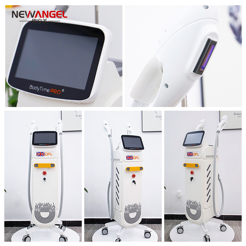 laser hair removal device ipl medical permanent vertical strong power shr OPT technology