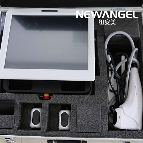 Portable korean hifu machine with 11 lines one shot