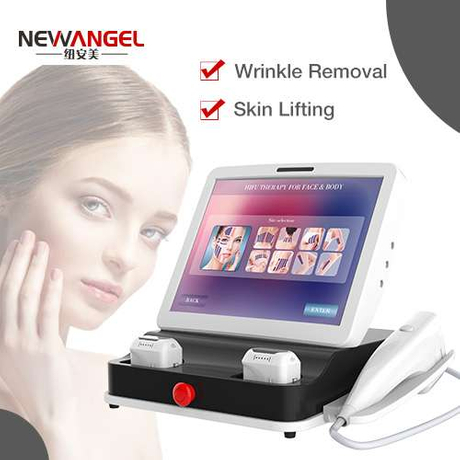 3D HIFU lifting wrinkle removal machine