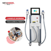 Full face hair removal diode laser machine 808nm 755nm 1064nm professional