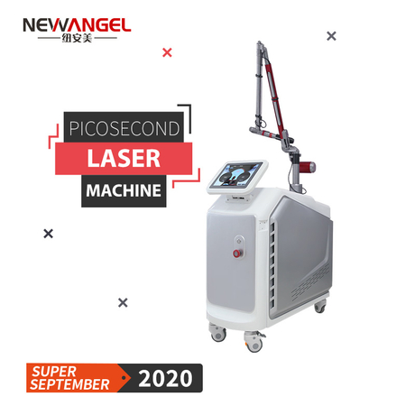 Red ink laser tattoo removal machine pigmentation removal factory price