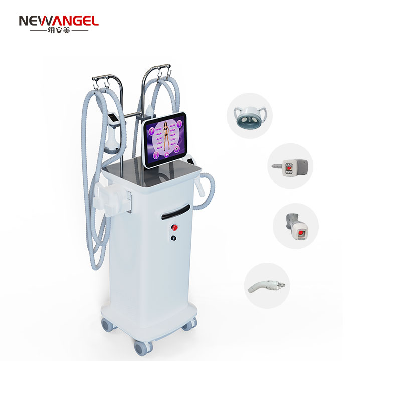 velashape skin tightening slim radio frequency Multi-functional Skin Tightening RF 40k Cavitation Vacuum Roller