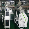 Excess belly fat removal cryolipolysis machine cellulite reduction double chin removal