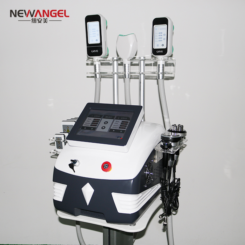 Remove belly fat without surgery cryo fat freezing machine