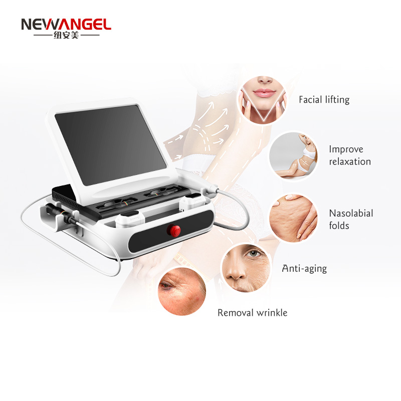 New 3D HIFU machine for sale wrinkle removal skin tighten