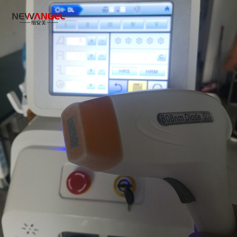 ND yag laser hair removal tattoo removal machine diode permanent new technology