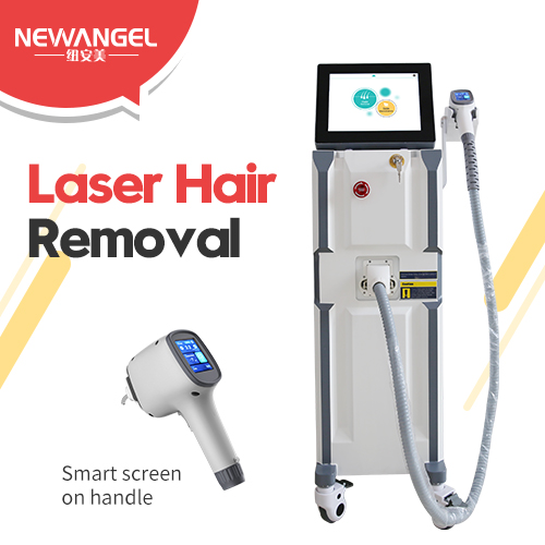 Good laser hair removal machine for easthetic spa use