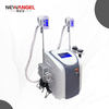 Cryolipolysis cost fat freezing machine cavitation + rf+lipo laser