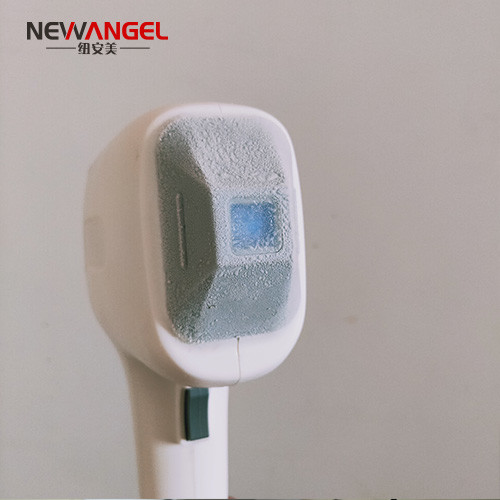 Permanent head hair removal diode laser machine beauty medical clinic