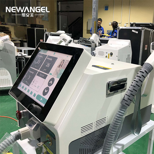 New generation 3 wavelengths hair laser machine for sale