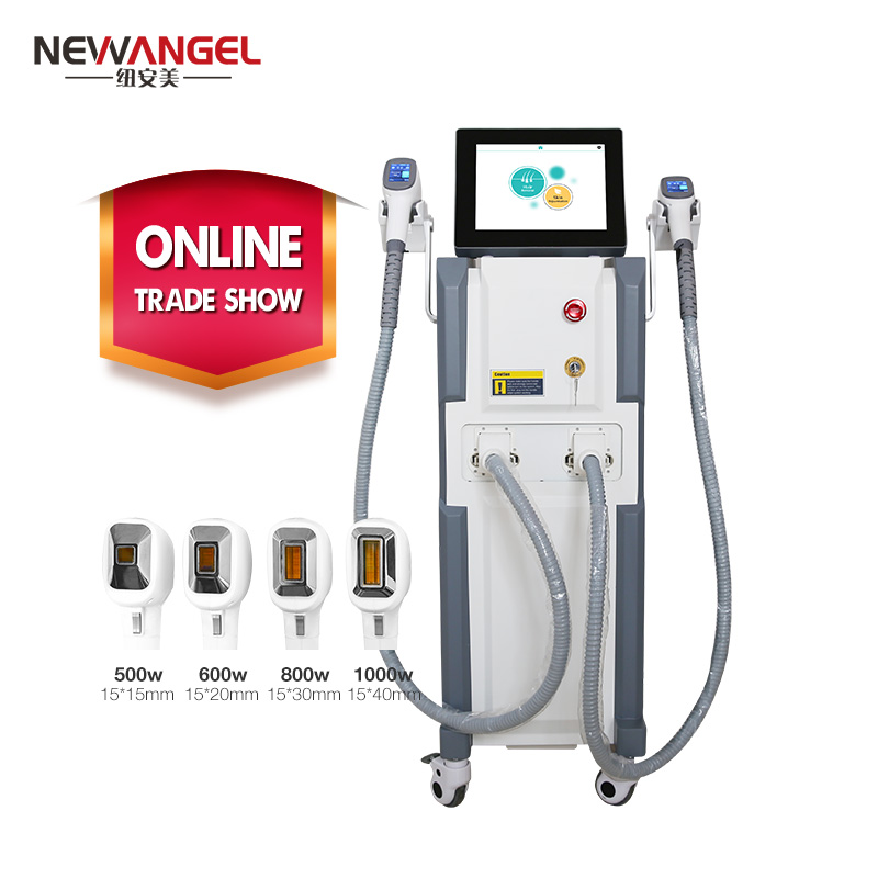 Diode laser female neck hair removal machine high quality medical CE approval