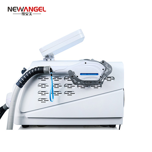 Ipl permanent laser hair removal machine for men and women