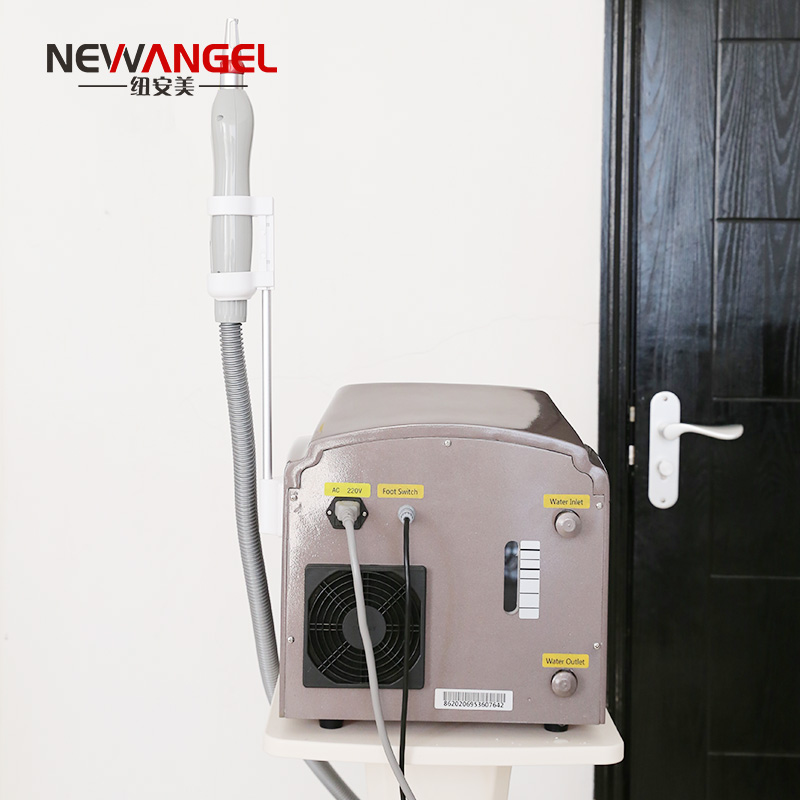Large tattoo removal cost q switched nd yag laser machine