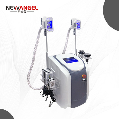 Inner knee fat removal cryolipolysis machine body shaper slimming