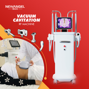 Velashape machine vacuum rf roller cellulite reduction body contouring