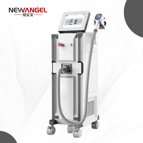 Beauty System Diode Laser Hair Removal Machine Price For Skin Type