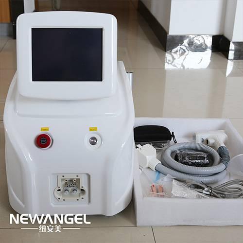 Permanent and painless diode laser for hair removal machine