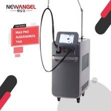 New generation alexandrite laser hair removal machine