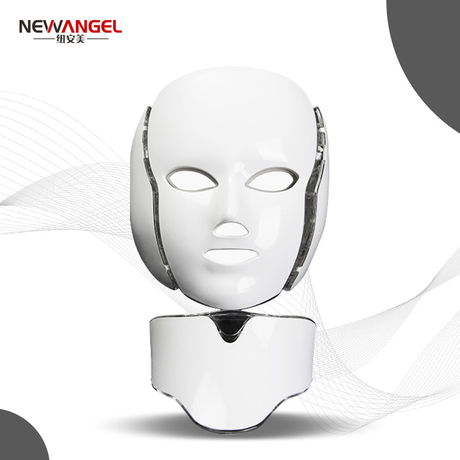 Hot sale led light face mask for facial beauty