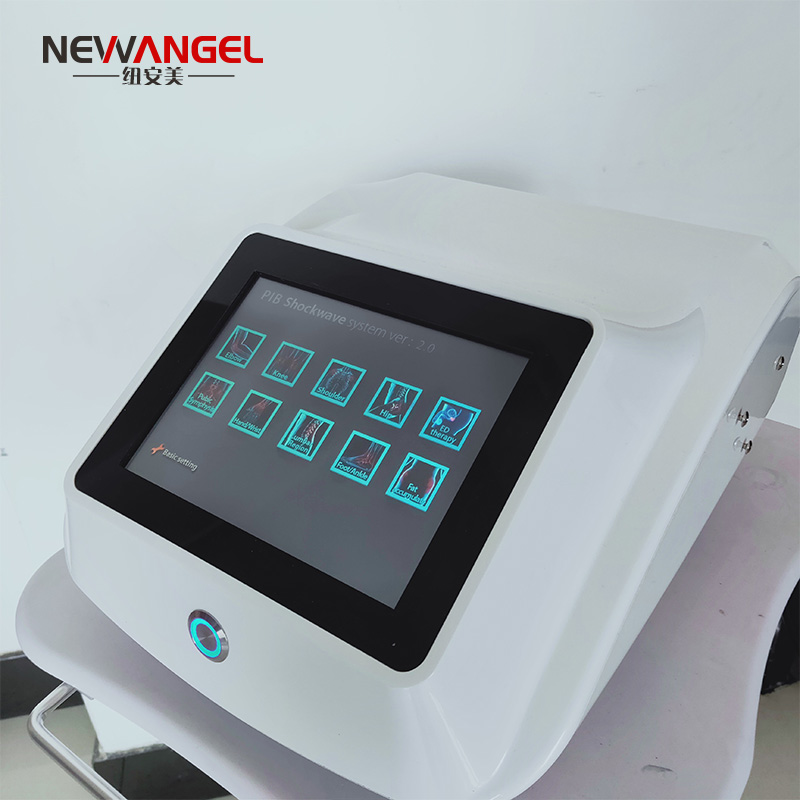 Radial shockwave therapy machine price