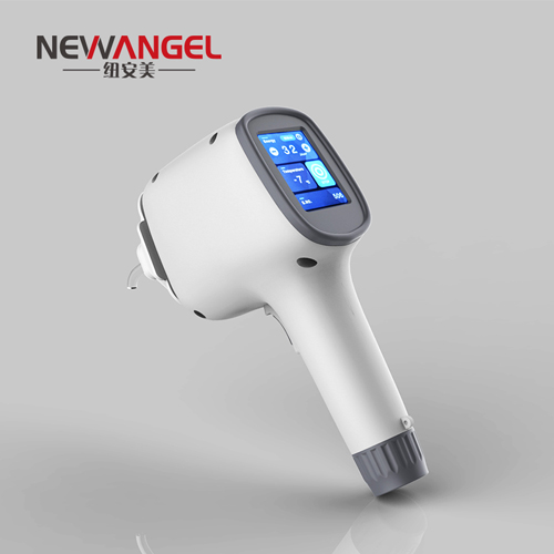 Laser hair removal machine manufacturers with 2 handles