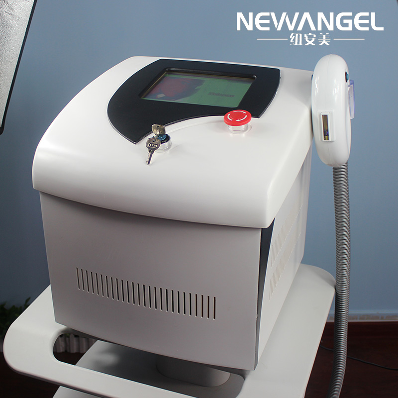 Portable ipl machine hair removal permanent result CE approved