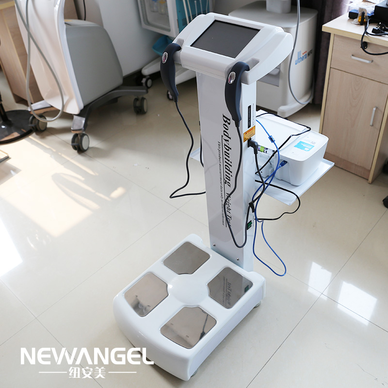 High quality multi frequency body composition analyser with CE