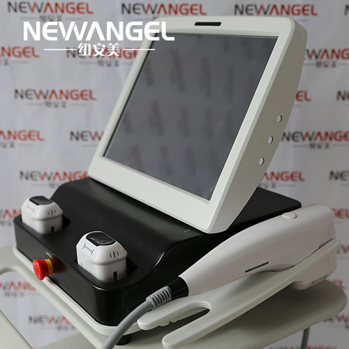 Best 3d hifu facelift machine with touch screen two modes