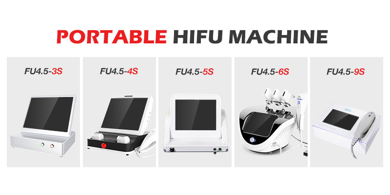 hifu machine portable
