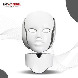7 Colors Intelligent Control Led Facial Skin Care Led Face Newest Technology Professional
