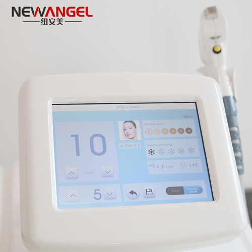 Diode laser hair removal laser depilation machine price