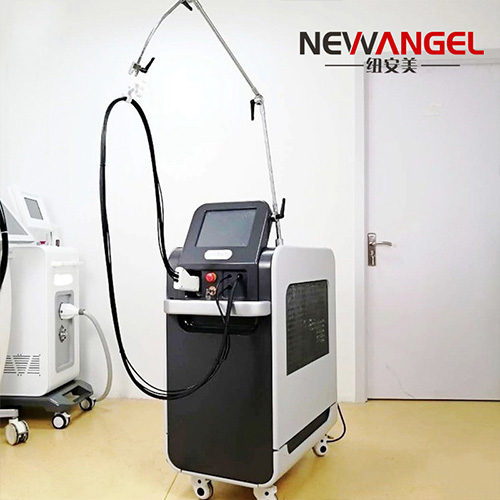 Laser alexandrite machine price for hair removal skin rejuvenation