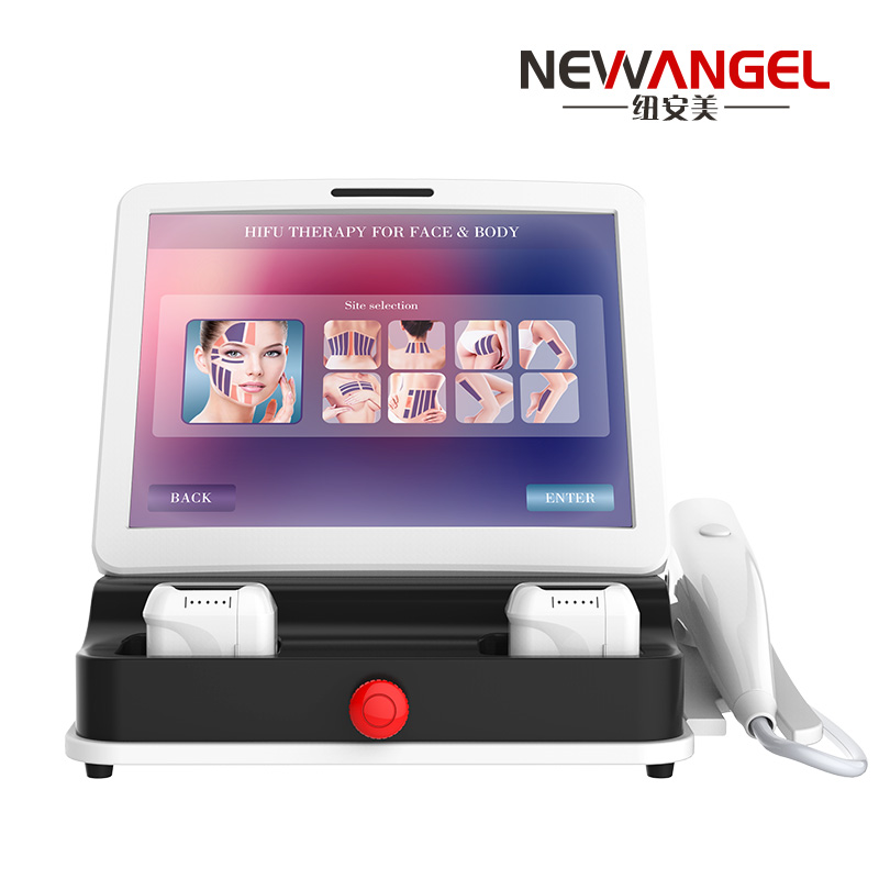 New hifu machine for skin lifting 3D hifu