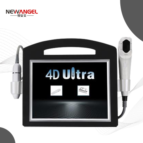 Newangel easy operation 4d hifu machine for wrinkle removal