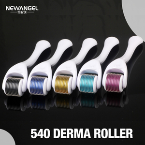 540 derma roller micro needle skin therapy system dermaroller BM540