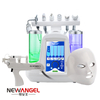 8 in 1 facial machine multi-function facial spa skin rejuvenation
